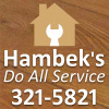 Hambek's Do All Service